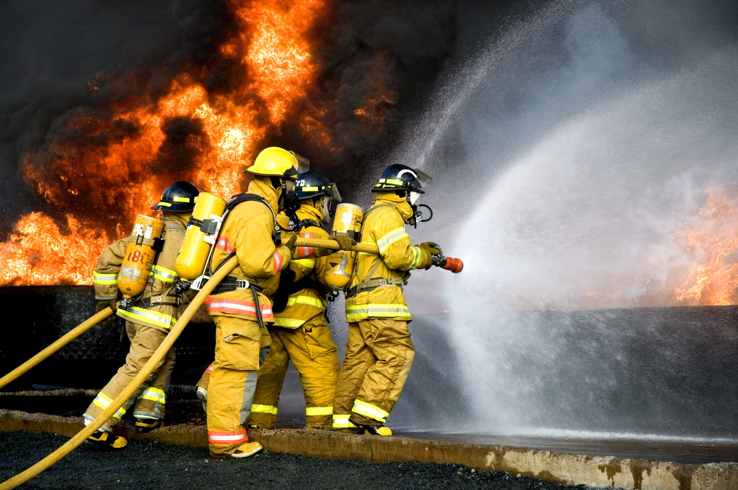 The 5 Greatest Disease Risks to Firefighters - Provident Insurance Programs